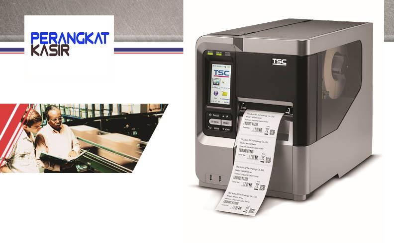 MX240 SERIES Industrial Thermal Transfer Bar Code Printer